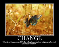 A Story of Change