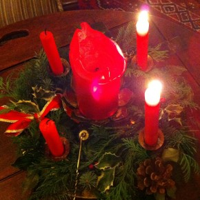 Advent: Coming and Becoming
