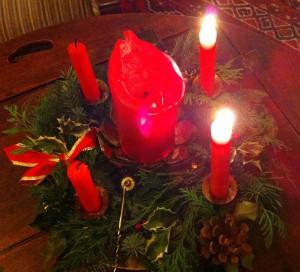 Advent Wreathe