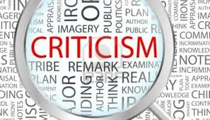 Crunch of Criticism