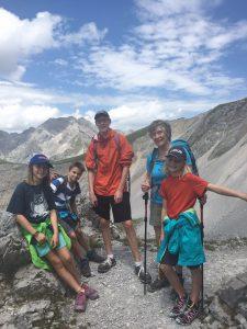 worry hike group