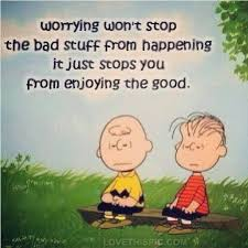 worry good bad