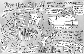 Self-loathing: feeling it, healing it