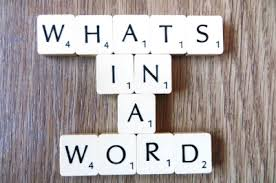 What's in a word