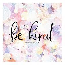 Be kind be kind be kine