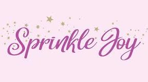 Sprinkle Joy Whenever You Can, Inside and Out