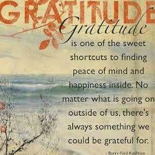 How can we be grateful in challenging times