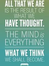 Mindset matter mightily